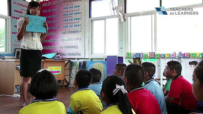 4 จุดเน้น : พัฒนาคุณภาพการเรียนภาษาไทย โดยใช้ 4 จุดเน้น
