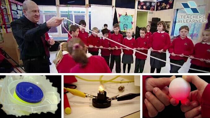 สุดยอดแนวการสอน เรื่องกระแสไฟฟ้า - Great Lesson Ideas : Primary Science - Electricity Activity