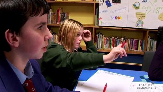 สร้างเด็กเป็นนักวิจัย - Inspirations : Pupils as Researchers