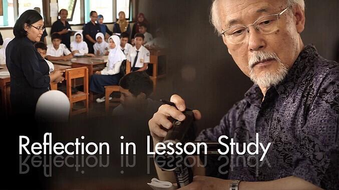 Reflection in Lesson Study : อินโดนีเซีย