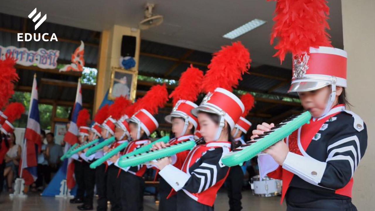 การสอนดนตรีสำหรับเด็กพิเศษ
