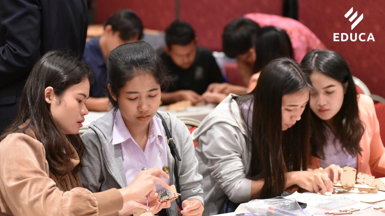 การใช้ PLC เพื่อพัฒนาครูสู่คุณภาพผู้เรียน