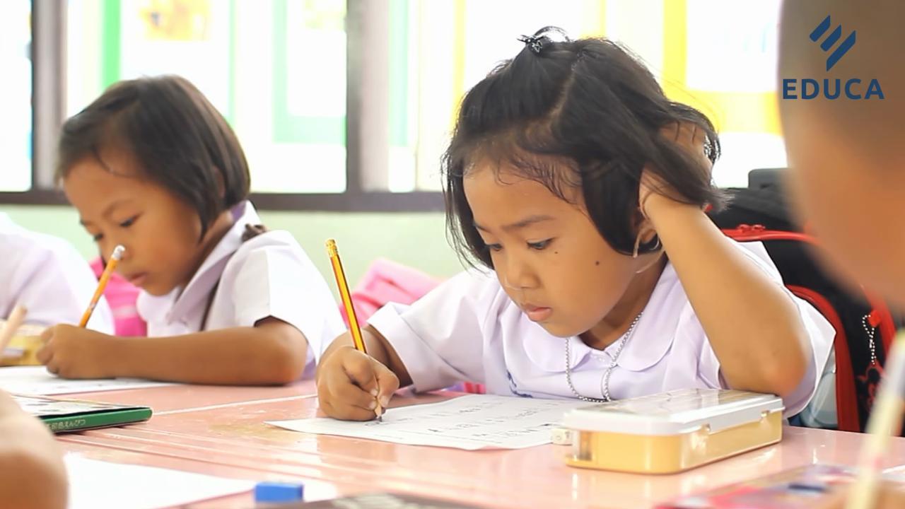 การสร้างชุมนุมและกิจกรรมเชิงรุก เพื่อพัฒนาทักษะการอ่านออกเขียนได้ ให้แก่นักเรียน